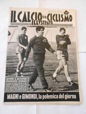IL CALCIO e il CICLISMO ILLUSTRATO n. 32 del 08 - 08 - 1965