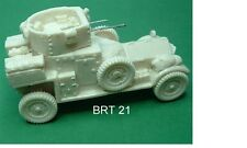 FRONTLINE WARGAMING ROLLS ROYCE ARMOURED CAR 1939 RESIN MODEL KIT - B18