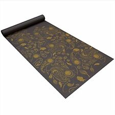 Peace Yoga® Extra Thick 6mm Pilates Exercise Yoga Mat with Printed Design -