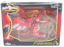 Power Rangers Mystic Force Red Xtreme Dragon with Red Ranger Figure MISB