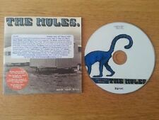 The Mules ‎– Save Your Face (RARE, PROMO CD Album  2007)