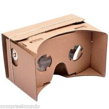 Paperboard Phone 3D Glasses Virtual Reality for iPhone Samsung Google Nexus 6