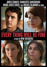 Every Thing Will Be Fine (DVD, 2016) SKU 800