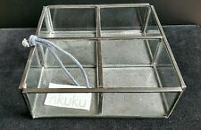 Fabulous Nkuku Glass Jewelry/Watch Dividers, Eco Friendly, Shabby Chic
