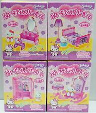 Miniatures Hello Kitty Home Furnitures Complete Set 4pcs - Kabaya   ...h#4