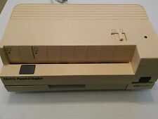 GBC Bates 32-20ST Electric Paper Hole Punch and Stapler work good