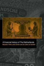 A Financial History of the Netherlands (1997, Hardcover)