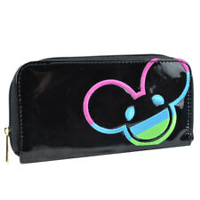 DJ Deadmau5 Womens Wallet Zipper Dub Step Rave House Accessories Techno Music