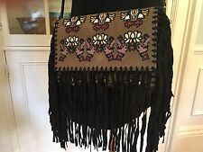 NEW Isabel Marant Embroidered Suede Shiloh Bag $940!!!  SOLD OUT!