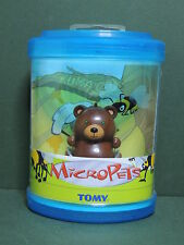 KUMA : Bear Micropets figurine ours animal jouet interactif TOMY