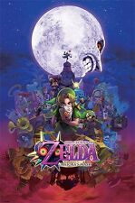 THE LEGEND OF ZELDA (MAJORA'S MASK)  PP33561  Maxi Poster 61cm x 91.5cm