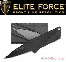 Elite Force Mission Knife Scheckkartenmesser Faltmesser 2er Set chipcard knife