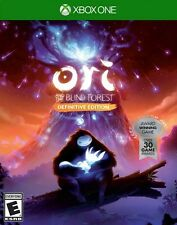 Ori and the Blind Forest: Definitive Edition Microsoft Xbox One Brand New Sealed