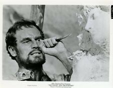 CHARLTON HESTON THE AGONY AND THE ECSTASY 1965 VINTAGE PHOTO ORIGINAL #4