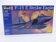 Lot 29310 | REVELL 04550 f-15 E STRIKE EAGLE 1:48 KIT ungebaut NUOVO OVP