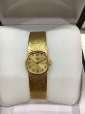Patek Philippe 18K Yellow Gold Ladies Wristwatch