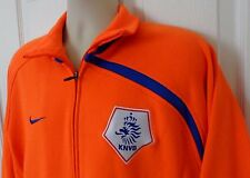 Mens Nike Holland Netherlands Soccer Training Jacket KNVB NEDERLAND Size L