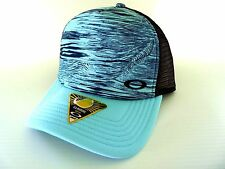 NEW OAKLEY MESH SUBLIMATED TRUCKER HAT CAP 911700 ONE SIZE ADJUSTABLE ASS COLORS