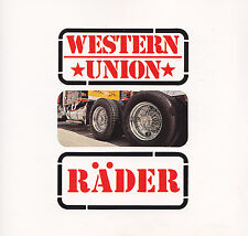 WESTERN UNION - CD - RÄDER