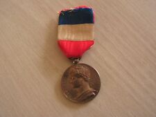 medaille  republique francaise attribuee ministere commerce et industrie 1897