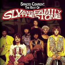 Sly And The Family Stone Spaced Cowboy-Best Of 2-CD NEW SEALED Family Affair+