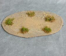 Wargaming Scenery DESERT SHRUBLANDS - Warhammer W40K 28mm / 15mm Fow painted