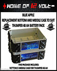Thumper GENUINE REPLACEMENT Bottom / Flat lid & Middle case 48 AH Battery Pack