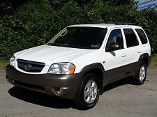 Mazda : Tribute LX 3.0L 4WD 2ND OWNER! LOW MILES!