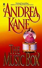 The Music Box by Andrea Kane (paperback - romance)