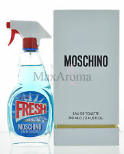 Fresh Couture Moschino for women 3.4 oz /100 mL Eau De Toilette Spray