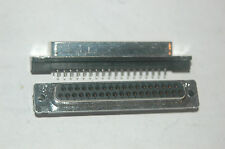 AMP 747301-8 D-Subminiature 37-Pin 2.77mm Straight Thru-Hole 37 Terminal Qty-1