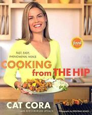 COOKING FROM THE HIP by Cat Cora (2007) *New