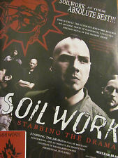 Soilwork, Stabbing the Drama, Full Page Promotional Ad