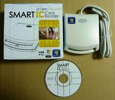 Win7/8/10 USB2.0 PC/SC SMART CARD Reader Writer  EZ100PU Airmail Taiwan