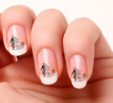 20 Art Ongles Stickers Transferts Stickers #353 - Mariage Fiancée & Marié
