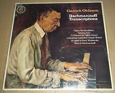 Garrick Ohlsson RACHMANINOFF Transcriptions - Angel S- 37219 SEALED