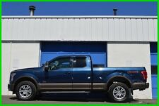 2015 Ford F-150 Lariat Super Cab 3.5L Ecoboost 4X4 4WD Nav Loaded
