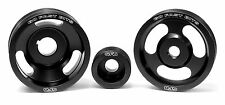 GFB 3-piece underdrive pulley kit FOR WRX/STi MY03-07, Forester XT MY03-08
