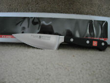 "Wusthof Classic 4 1/2"" serrated cook's knife NEW Germany"