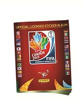 PANINI - FIFA Women's official licensed World Cup Canada  2015 - Sticker Album
