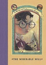A Series of Unfortunate Events: The Miserable Mill 4 by Lemony Snicket (2000,...