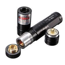 Puntero Laser Rojo Pen Beam 650NM 0.5mW Pen Luz Waterproof  Prueba De Agua Nuevo