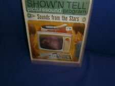 Vintage GE Show'N Tell Sounds from the Stars Picturesound Program 1964