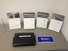 2009 Lexus ES350 Genuine OEM Owner's Manual Set with Case--Fast Free Shipping