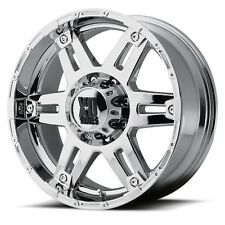 18 Inch Chrome Wheels Rims Chevy GMC Silverado 2500 3500 Truck HD NEW 8x180 XD