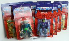 MOTU, Commemorative Figures Lot of 11, Masters of the Universe, He-Man, MOC MISB