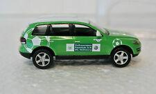Wiking 6037 HO 1/87 Volkswagen Touareg Wolfsburg Football C-9 Factory New In Box