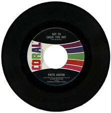 "PATTI AUSTIN  ""GOT TO CHECK YOU OUT""   POUNDING NORTHERN SOUL   LISTEN!"