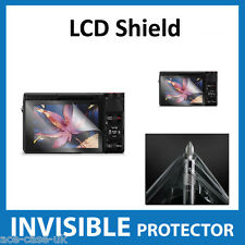 Canon G7X Camera INVISIBLE LCD Screen Protector Shield