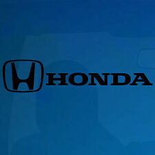 2 x Honda Car-Window-Vinyl Sticker/Decal-216